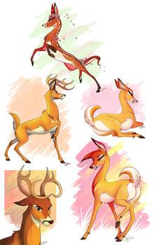 Deer - Commissions