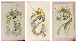 MLP Sketches - For Sale