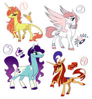 MLP Adopts - SOLD