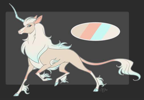 Unicorn Adoptable - SOLD