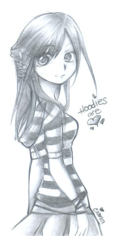 : I Love Hoodies : by F-AYN-T