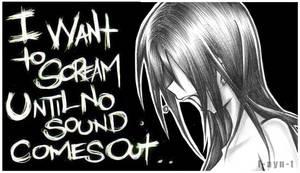 : Scream :