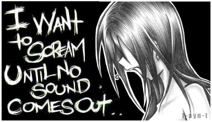 : Scream : by F-AYN-T