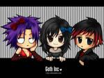 : Goth Inc :