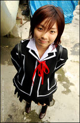 : Cosplay - Yuki Cross :