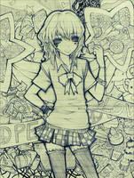 : Yellowpad Paper : by F-AYN-T