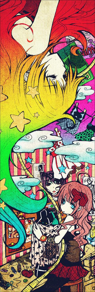 : My Dream : by F-AYN-T