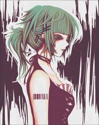 : Bleeding Ink : by F-AYN-T