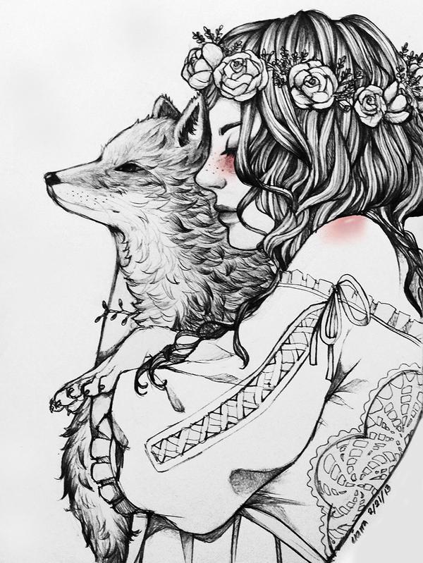 Fox Love by F-AYN-T