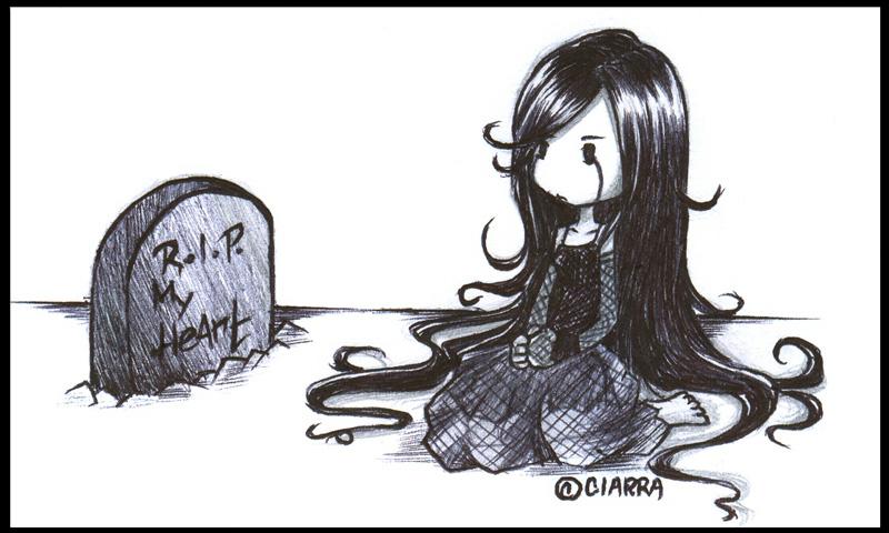 : RIP Heart : by F-AYN-T
