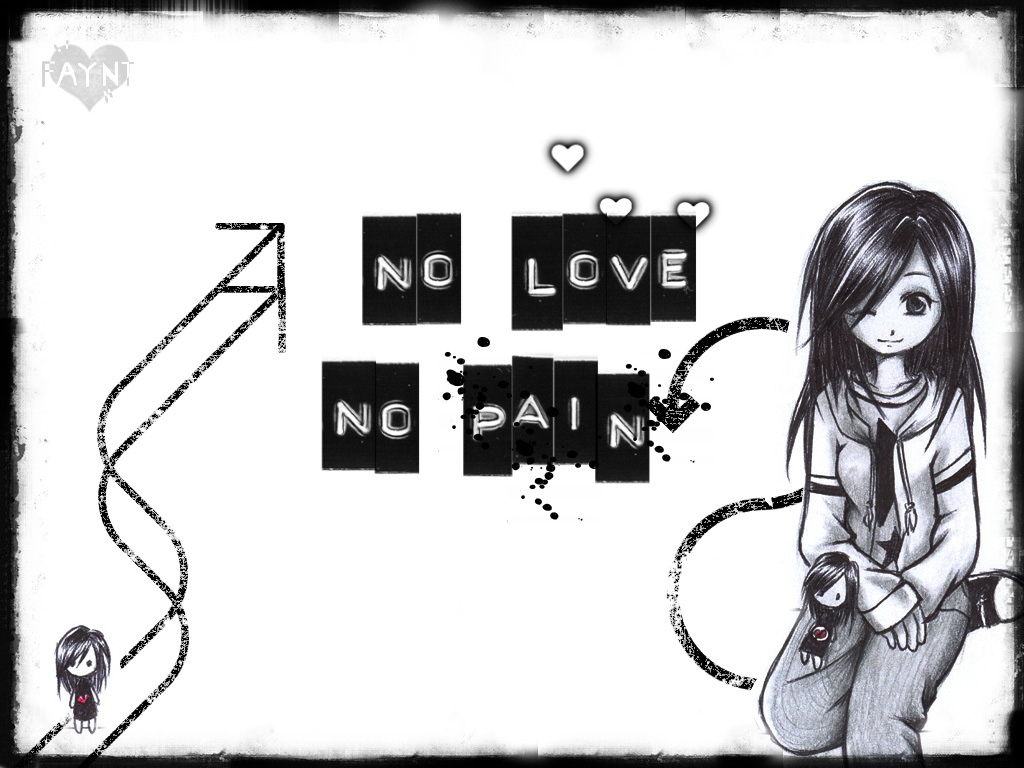 No Love No Pain   by F AYN T