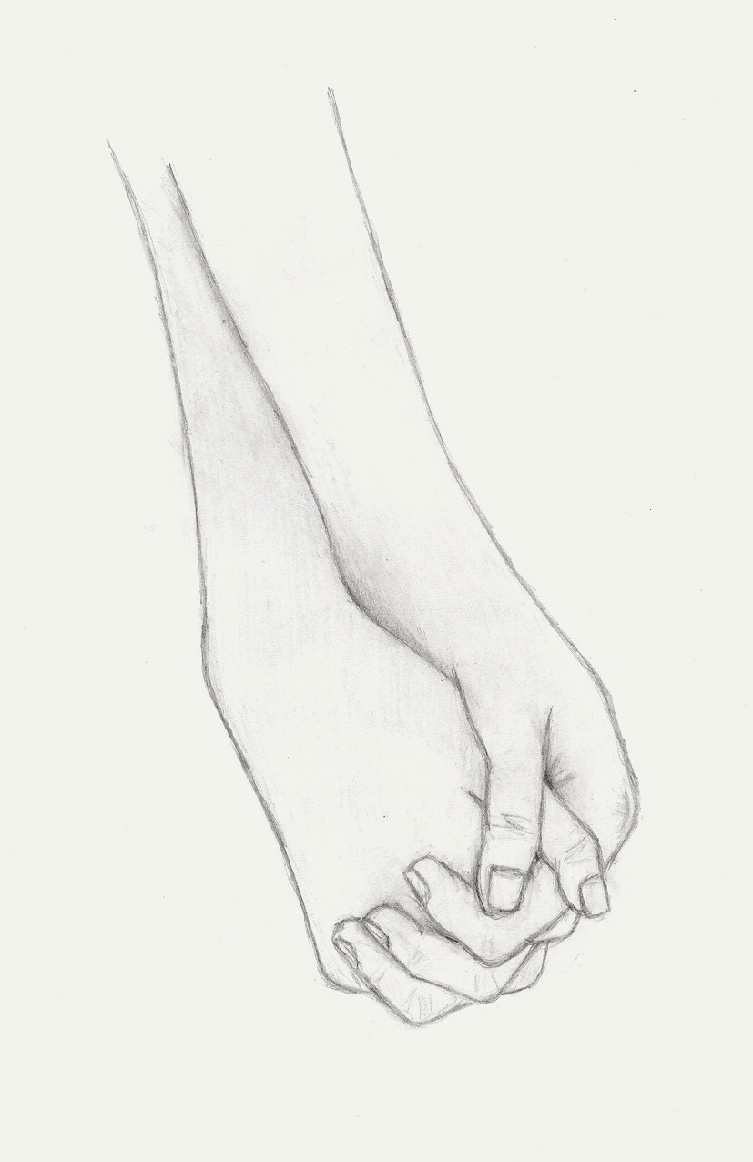 Pictures Of Drawing Of Couple Holding Hands Tumblr Rock Cafe
