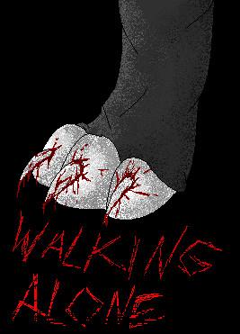 walking alone by blackmuttofdoom