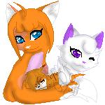 For Kat Past Kittens by blackmuttofdoom