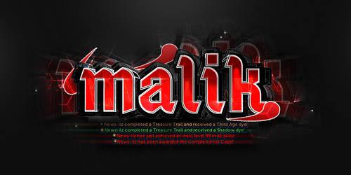 Malik Signature
