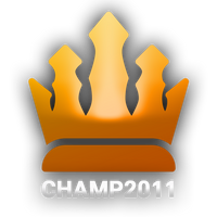 Champs2011 Emblem