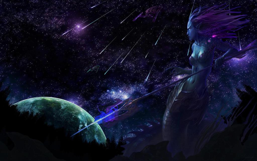 Sereia Conquistadora by GabixShoot