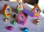 Easter treats by SebtemberWishes