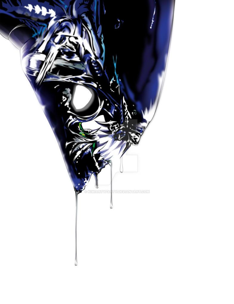 Alien by KiwiArtyFarty