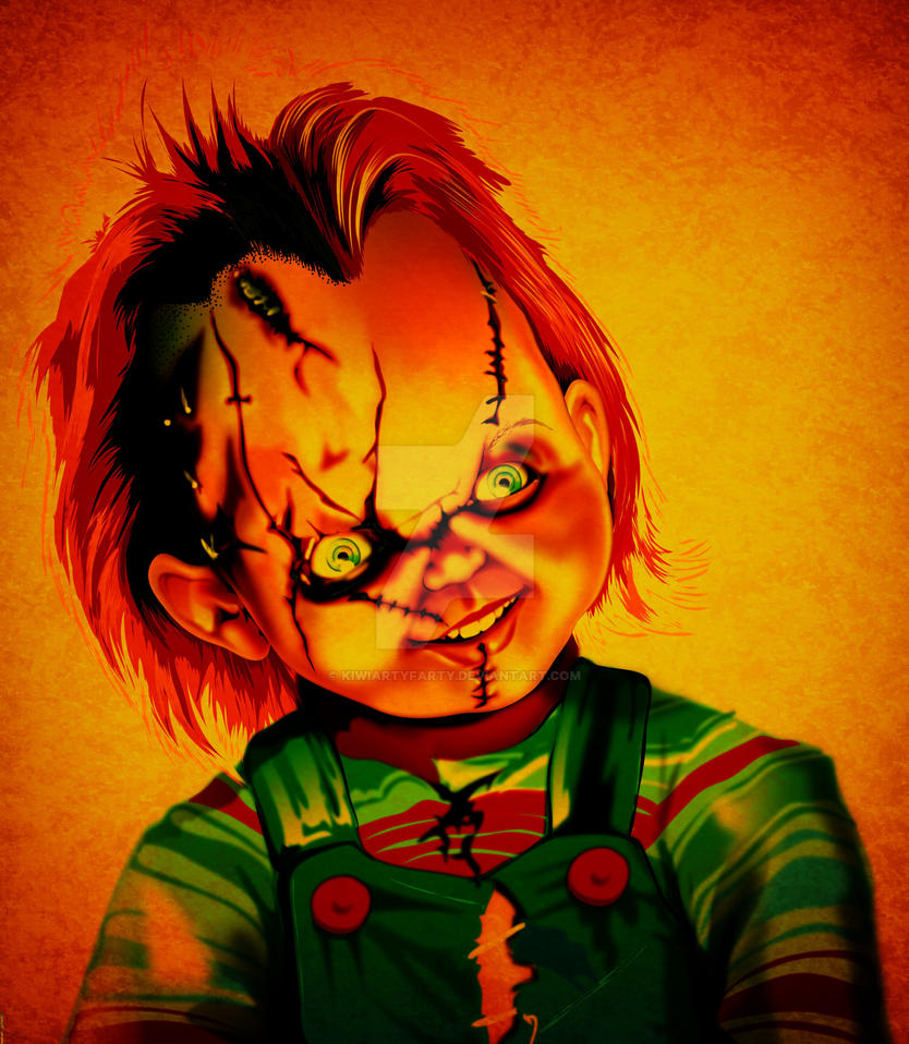 Chucky Wallpapers: Chucky By KiwiArtyFarty On DeviantArt