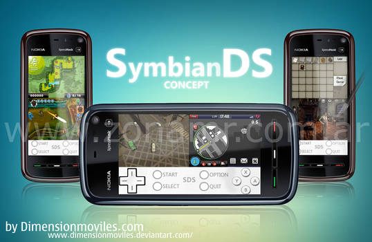 SymbianDS concept