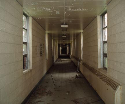 spooky corridor Gallery