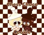 Chess Choco Cookie Siblings