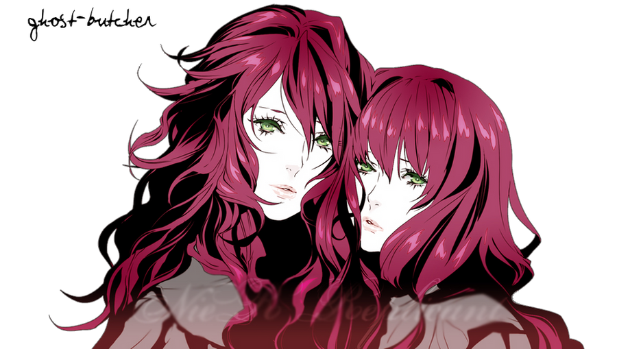 Devola and Popola Render by Ghost-Butcher