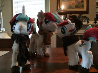 Quickstitches - Plush Artists by hellonall