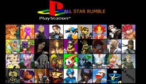 Playstation All Star Rumble by SuperSaiyanCrash