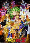 Dragon Ball Z Heroes and Villains