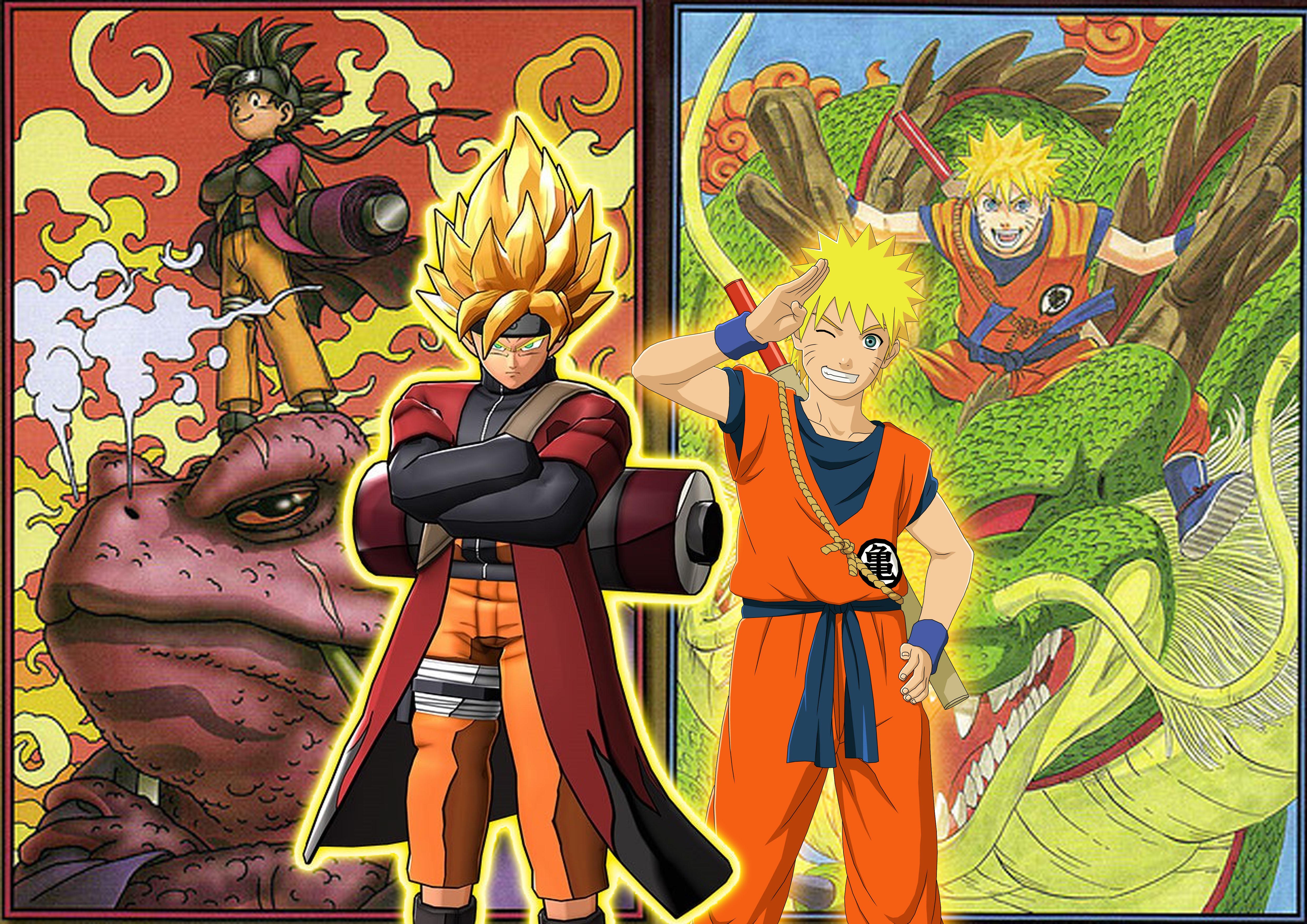 One Piece Vs Naruto Vs Dragon Ball Z Ps2 One Piece Naruto Or Bleach