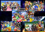 Super Smash Bros All Stars