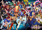 Project x Zone 2 Brave New World
