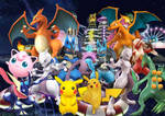 Pokemon Rumble: Smash vs Pokken