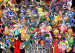 Super Smash Bros Heroes