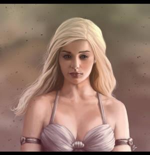 Daenerys Stormborn Targaryen