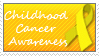 Childhood Cancer Awareness by Hotd318