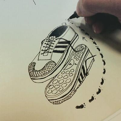 addidas original by ka-D