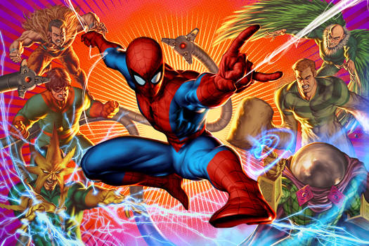 Spidey and The Sinister Six
