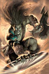 Skaar: Son of Hulk 10