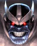 Thanos Close-up