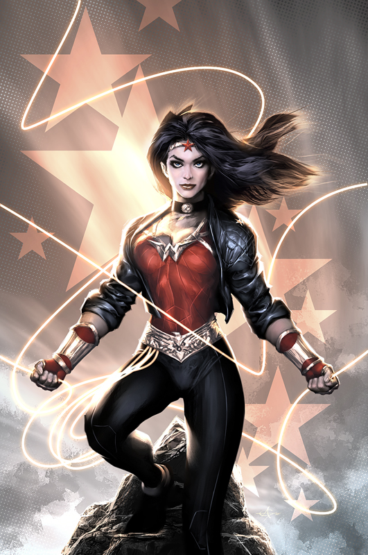 Wonder Woman No. 601 by AlexGarner
