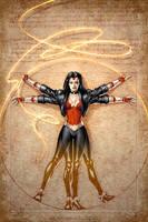 Wonder Woman No. 604 by AlexGarner