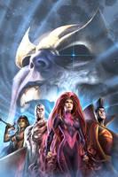Thanos Imperative: Devastation by AlexGarner