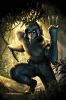 Green Arrow No. 6 by AlexGarner