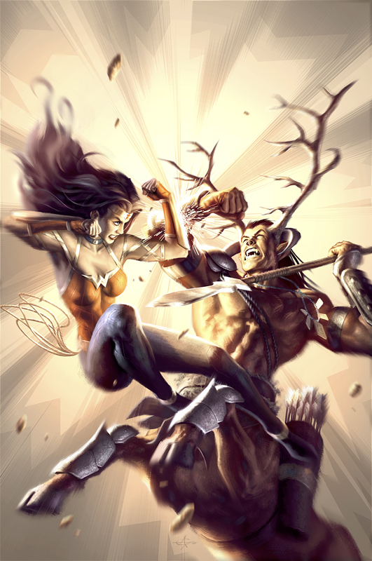 Wonder Woman No. 606