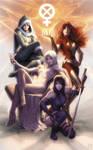 X-Women Comic Con Print
