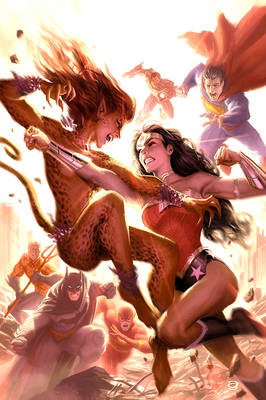 Justice League No.13