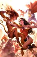 Justice League No.13 by AlexGarner
